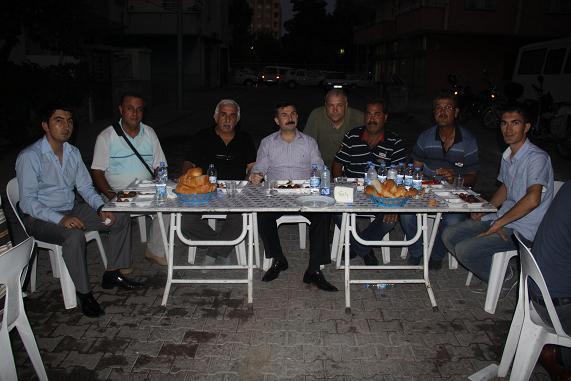 Tarsus Avcılar Kulübü İftarı
