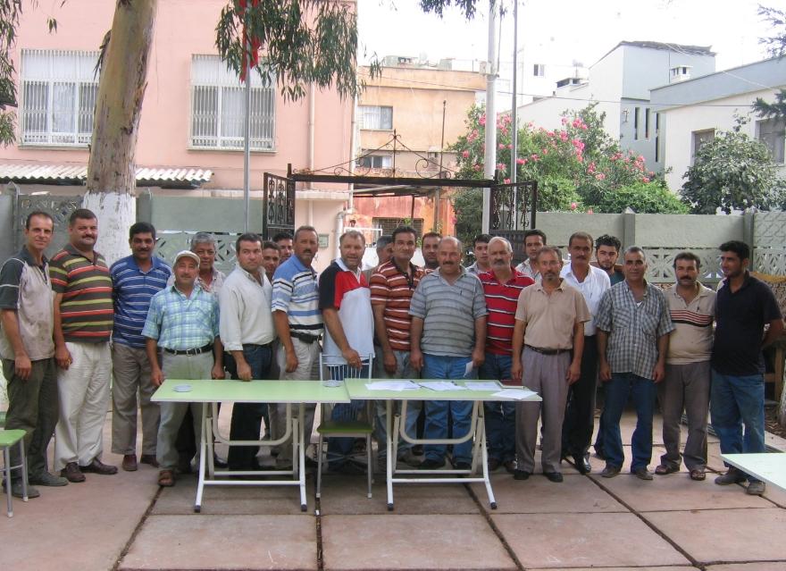 Tarsus Avcılar Kulübü Yönetim Kurulu