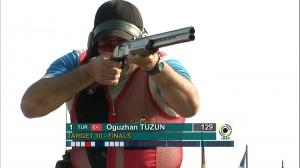 Oğuzhan Tüzün Kimdir, Oğuzhan Tüzün Olimpiyat